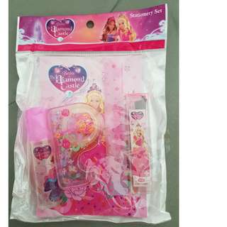 BN Barbie Stationery Set - 2 packs available.