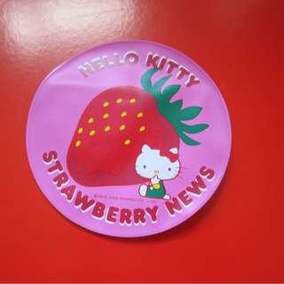 草莓新聞雜誌禮物 - Hellokitty 袋仔