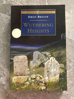Puffin Classics : Wuthering Heights by Emily Bronte