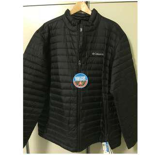 Columbia Insulated Down Jacket