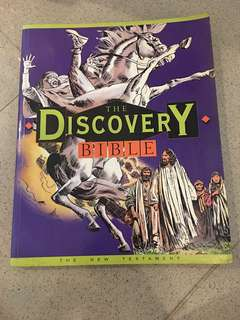 The discovery bible