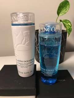 Lancome Galatéis Douceur Gentle Cleansing Fluid (Face & Eyes)