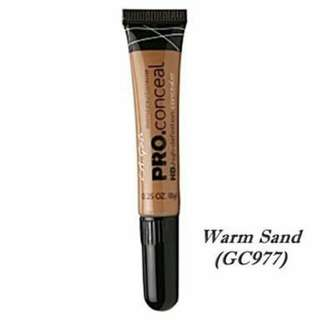 LA Girl Pro Conceal Warm sand