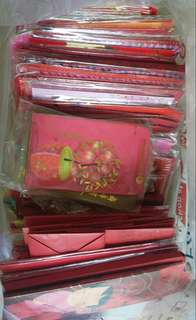 Ang pows red packets