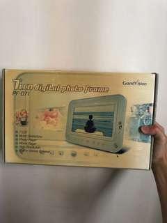 "Grand Vision 電子相架 7"" LCD digital Photo Frame"