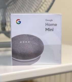 *New & Sealed* Google Home Mini