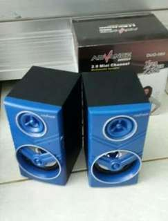 Speaker mini advance duo