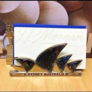 Business Card / Namecard Holder Desk Stand