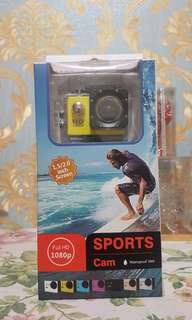 Action cam Full HD 1080P for sell