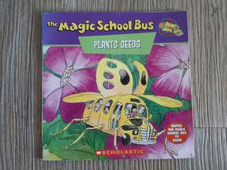 Scholastic The Magic School Bus - Plants Seeds