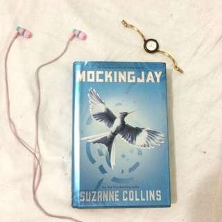 Hunger Games: Mockingjay Hardbound
