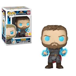 Looking for: Thor and Iron man SDCC