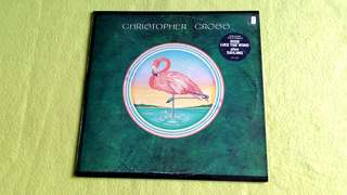CHRISTOPHER CROSS. sailing (Best album of the year 1980) vinyl record