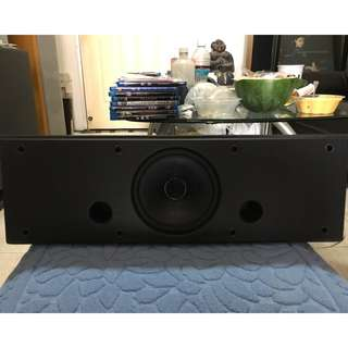KEF 80C Center Channel Speaker, Made in U.K!