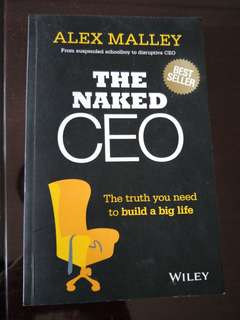 🚚 The Naked CEO