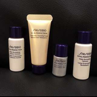 Shiseido Vital-Perfection Travel Set