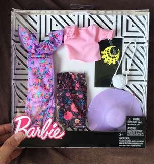 2018 Barbie Fashion Pack