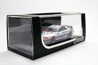 Hpi 1/43 Nissan Skyline GT-R R32 #50 REEBOK