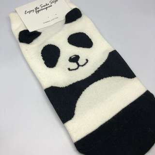 Panda Socks from Korea
