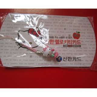 Hello Kitty 韓版電話繩