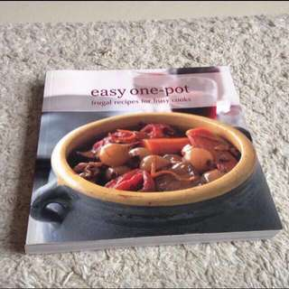 Cookbook - Easy One Pot Recipes