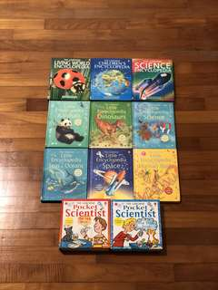 science guide educational books