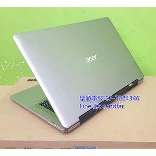 🚚 (全新電池 全新120SSD) 超輕薄美型 ACER S3-391 i3-2367M 4G 13吋筆電 ◆聖發二手筆電◆