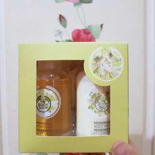 [NEW] The Body Shop mini gift set