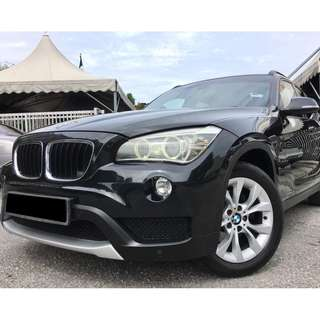 BMW X1 2.0 S Drive (A) 2014