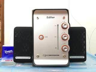 Edifier e3100 2.1 電腦喇叭