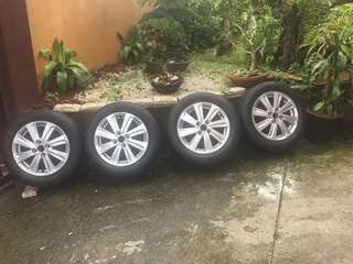 Vios yaris stock mags