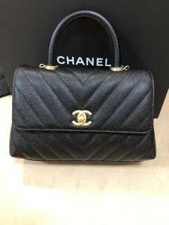 Chanel coco handle 24cm