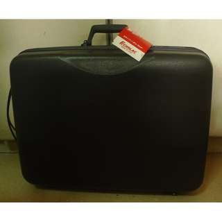 New Echolac 23 Inches Black Luggage Travel Luggage New with tag