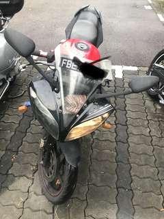 Yamaha yzf-r15v1 coe 2020