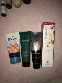 Cleanser bundle