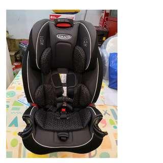 Graco Slim Fit Convertible Car Seat