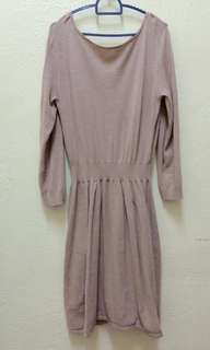 ASOS Light brown dress #July70