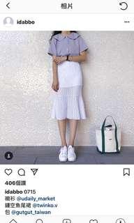 🚚 縷空裙