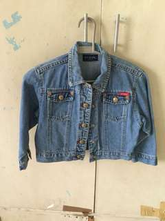 Guess denim for kids 3-4yo