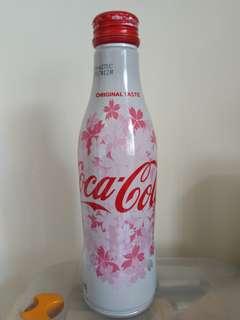 Coca Cola 櫻花版(已過期作收藏)