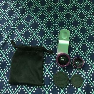 ‼️REPRICED‼️ Fish Eye Lens