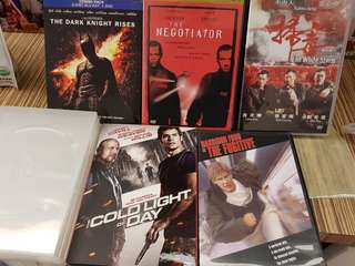 Clearance DVD Movies disc