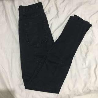 River island high waist skinny jeans #July70