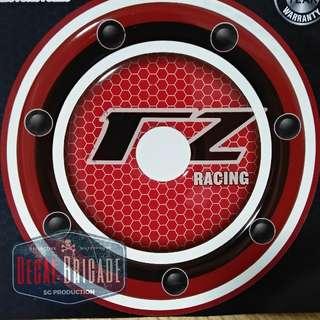 Red FZ16 GEL Gas pad