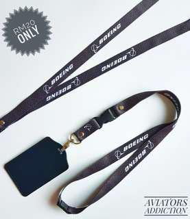 BOEING LANYARD FOR SALE