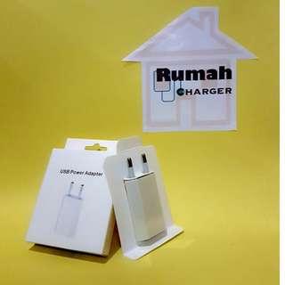 Adaptor  Kepala Charger   Samsung  Android  iPhone