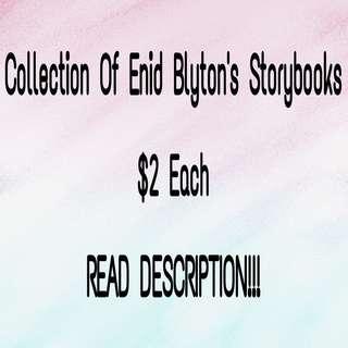 Enid Blyton Storybooks
