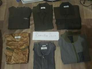 Elhaus , Taka , Wessentiels Bomber Parka Jaket jacket