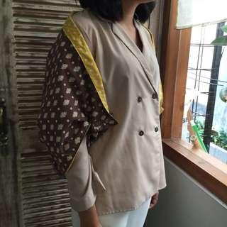 Two Side Batik Outer