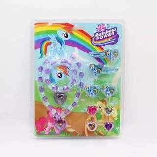 Pony/ hello kitty/ frozen/ princess accessories set
